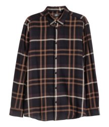 flannel hm men